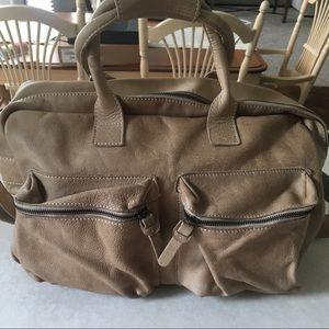 COWBOYS leather bag